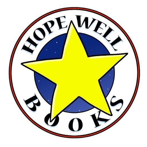 Hope Well Books Star Logo